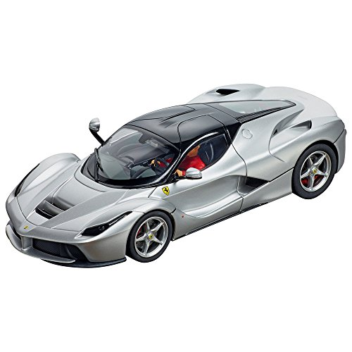 Carrera Evolution - LaFerrari, Color Aluminio Opaco (20027515)
