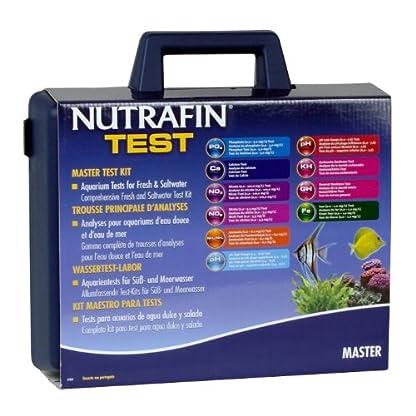 Hagen Nutrafin Master Test Kit 1