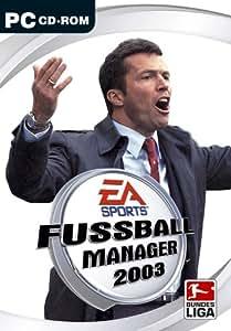 Fussball Manager 2003