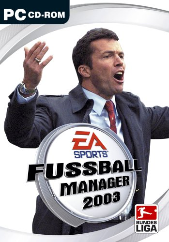 Electronic Arts Fussball Manager 2003