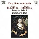 Holborne & Robinson: Lute Musi