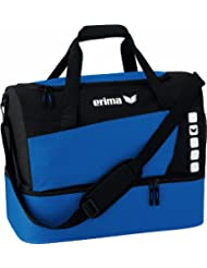 erima Sporttasche mit Bodenfach - Bolsa de deporte, color azul, talla M