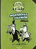 Mortadelo y Filemón Agencia de información (Maestros del Cómic) (Bruguera Clásica)