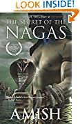 #9: The Secret Of The Nagas (Shiva Trilogy-2)