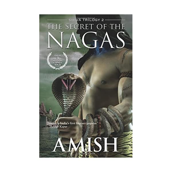 Shiva Trilogy Secret Of Nagas Ebook
