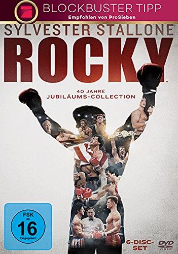 Bild von Rocky - The Complete Saga [6 DVDs]