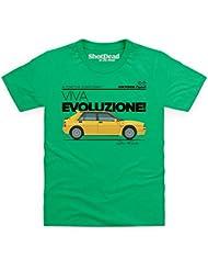Jon Forde Viva Evoluzione Camiseta infantil, Para niños