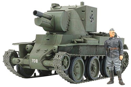 Tamiya 300035318 - WWII BT-42 Sturmgeschütz Finnische Armee, 1:35