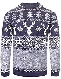 608c4e8d7a19 ... Cardigans   Sweatshirts   Threadbare. Threadbare Mens Premium Xmas  Jumper Christmas Broken Standard Brave Soul Funny S-XXL