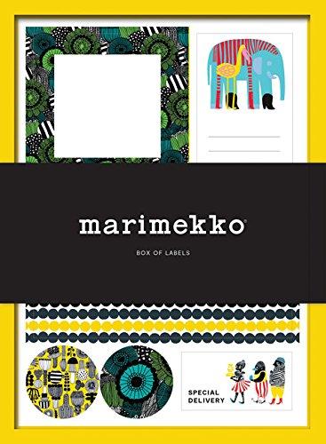 Marimekko Box of Labels (Stickers) por Marimekko