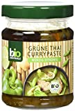 biozentrale Thai Curry Paste grün, 6er Pack (6 x 125 g)