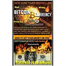 Bitcoin Currency Guide: How To Set Your Money On Fire.: CRYPTOGRAPHY GUIDE: Blocks, Private Key, Blockchains, Decentralization, Bitcoin, Cryptocurrencies (The Truth Series)
