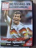 Die Fussball-WM Klassikersammlung 13: Vorrunde 1990 - Deutschland - Jugoslawien 4:1