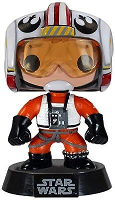 Funko - POP Star Wars - Luke Pilot