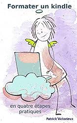 Formater un kindle: 4 étapes pratiques pour publier correctement