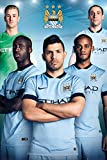 empireposter - Fußball - Manchester City - Größe (cm),