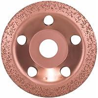 Bosch 2 608 600 180 - Vaso de amolar de metal duro - 115 x 22,23 mm; fein, schräg (pack de 1)