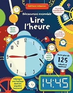 """Afficher """"Lire l'heure"""""""