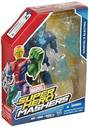 Marvel Super Hero Mashers Electro 6 Action Figure by Super Hero Mashers
