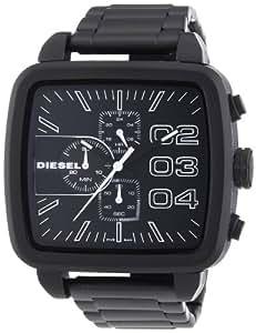 Diesel - DZ4300 - Montre Homme - Quartz Chronographe - Bracelet Acier Inoxydable Noir