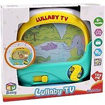 Baby Spieluhr Lullaby TV Fernseher mit Musik und bewegten Bildern