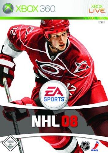 NHL 08 - Xbox 360-nhl