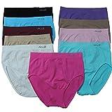 5 Stück M&B Damen Slips Größe 42,44,46,48,50,52,54 (54)