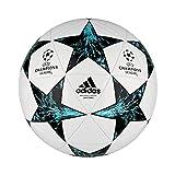 Adidas Finale Ballon Homme, Blanc/Blanco/Negbas/Verosc/Azuene, Taille 5