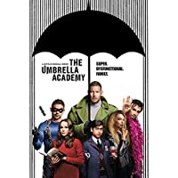 Close Up The Umbrella Academy Poster Super Dysfunctional Family (61cm x 91,5cm)