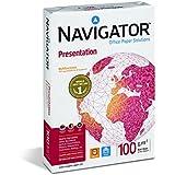 Navigator 82437A10S - Paquete 500 hojas de papel presentation (A4, 100 gramos)