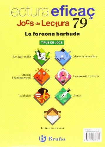 La faraona barbuda Joc de Lectura: JL 79 (Català - Material Complementari - Jocs De Lectura) - 9788421675755