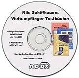 Weltempfänger Testbücher: Ein Reprint der bekannten Testbücher von Nils Schiffhauer auf CD.