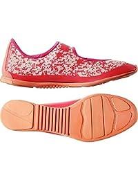 adidas - Bailarinas de Material Sintético para mujer Rosa rosa