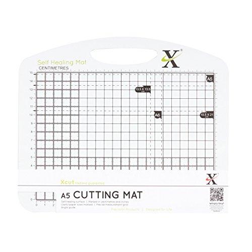 Xcut Duo Cutting Mat A5 210mm X 148mm (8.3