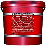 SCITEC Nutrition 100% Whey Protein Professional - 5 kg Fresa