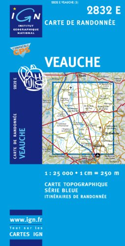 Veauche GPS: IGN2832E