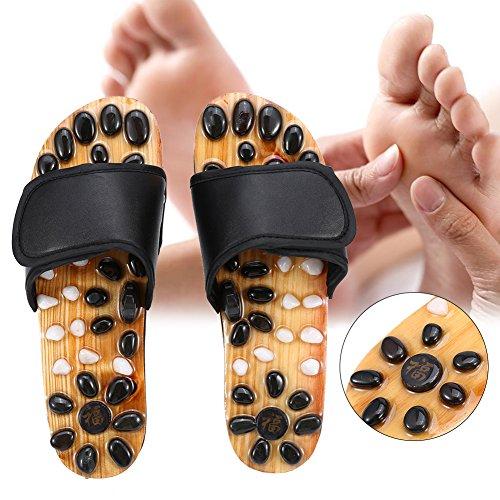 Masaje de pies Guantes, soporte Masaje cliente Remedio Natural Masaje de pies salud Cuidado de acupuntura Guantes