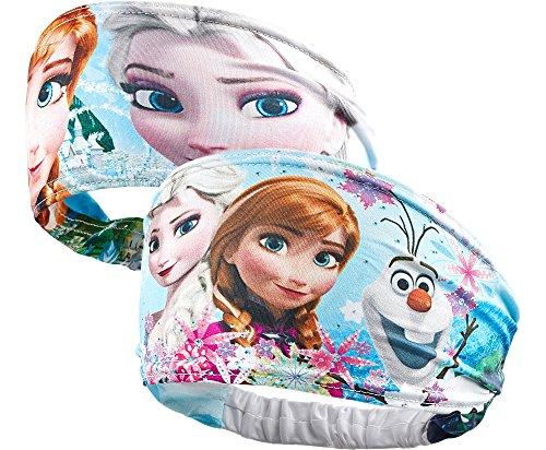 Frozen Mädchen 2 Pack Stirnband Set EP432P (Türkis (4355), 48)
