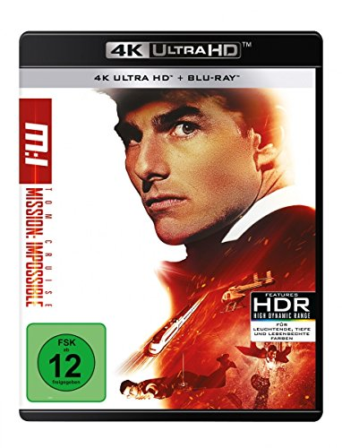 Bild von Mission: Impossible 1  (4K Ultra HD) (+ Blu-ray 2D)