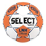 SELECT Ultimate Replica Ballon de Handball  I Blanc/Orange I junior(2)