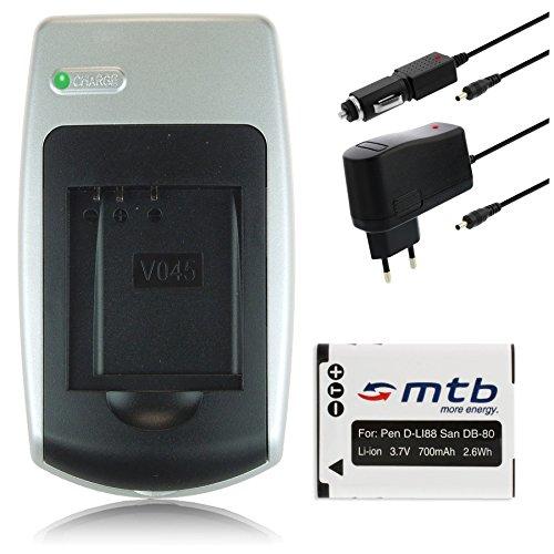 chargeur-batterie-db-l80-pour-sanyo-xacti-d-li88-pour-pentax-optio-voir-description