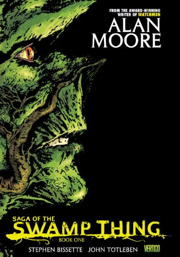 Saga Of The Swamp Thing TP Book 01 (Paperback)