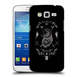 Snoogg Sheep Face Designer Protective Back Case Cover For Samsung Galaxy Grand 2