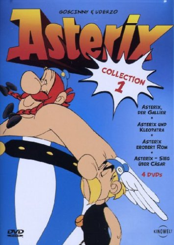 Asterix - Collection 1 [4 DVDs]