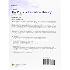 Khan's The Physics of Radiation Therapy