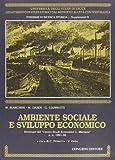 Ambiente sociale e sviluppo economico