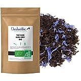 BIO Earl Grey Schwarzer Tee 200g - Bergamotte und Heidelbeerblüten Schwartee