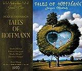 Offenbach : Les contes d'Hoffmann. Mesplé, Harper, Bacquier, Kónya, Maag.