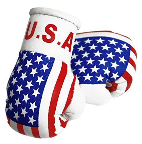 Doktor Hardstuff Mini Boxhandschuhe - USA