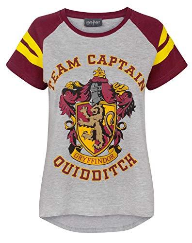 Harry Potter Quidditch Team Captain Women\'s Top (XXXL)